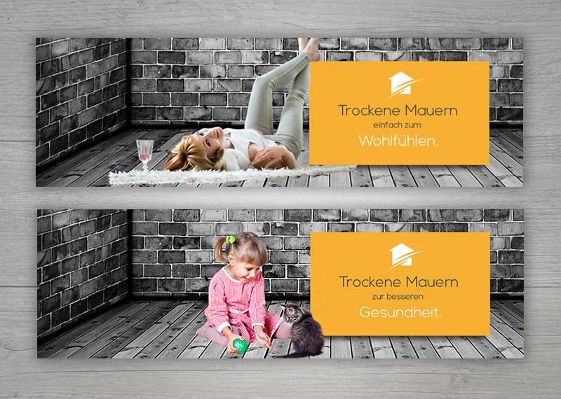 accurat Mauerentfeuchtung Werbung